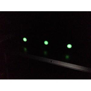test simultané de tubes amplificateurs de jumelles de vision nocturne